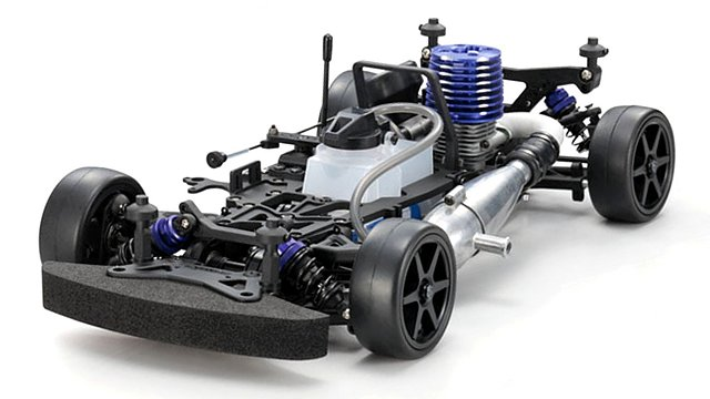 Kyosho V-One SR - 1:10 Nitro RC Touring Car