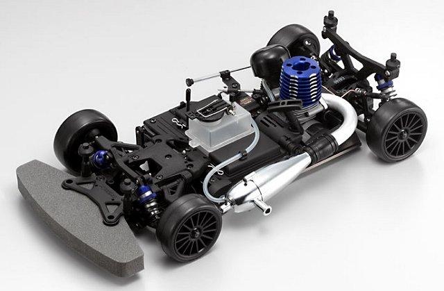 Kyosho V-One S III - 1:10 Nitro RC Touring Car