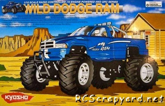 Kyosho Wild Dodge Ram