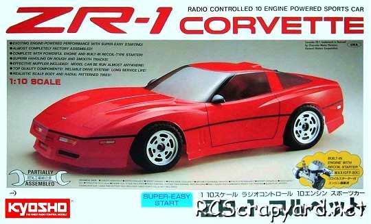 Kyosho ZR-1 Corvette