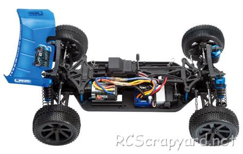 LRP S10 Blast BX2 Chassis