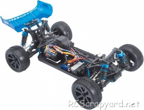 LRP S10 Blast BX2