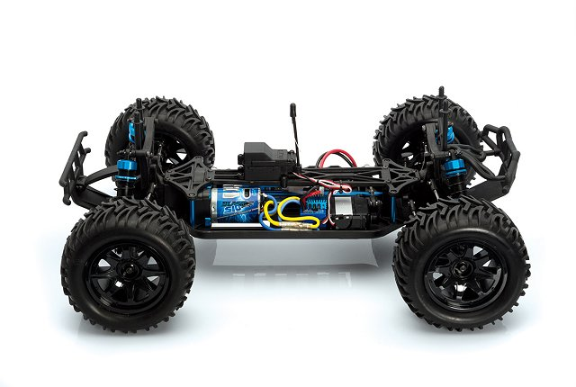 LRP S10 Blast MT-2 Chassis