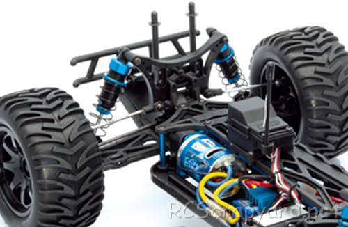 LRP S10 Blast MT2 Chassis