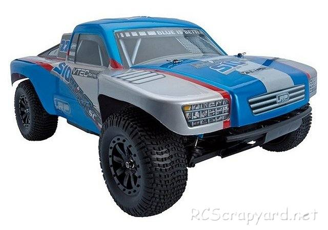 LRP S10 Blast SC - 1:10 Electric Short Course Truck