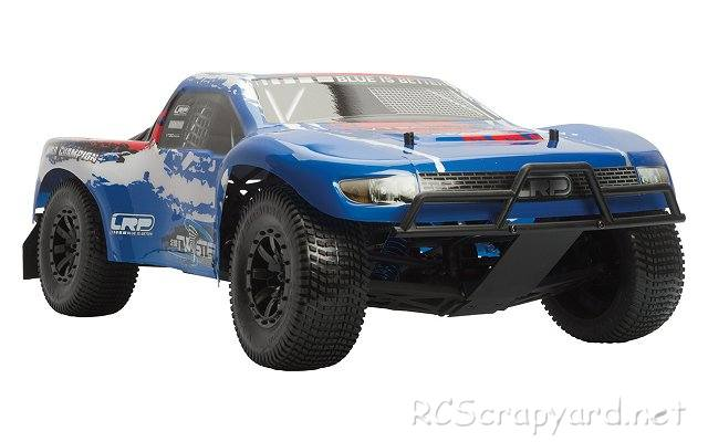 LRP S10 Twister SC - 1:10 Electric Short Course Truck