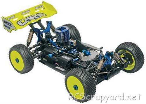 LRP S8 BX Team Chassis