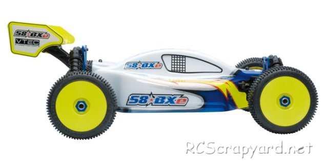 LRP S8 BXe