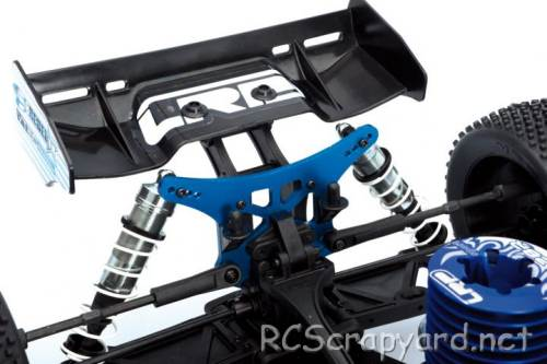LRP S8 Rebel TX Chassis