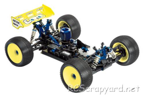 LRP S8 TX Chassis