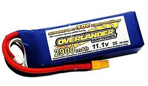Li-Po Stick Battery Pack