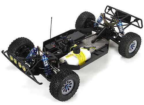 Losi 5ive-T Chassis