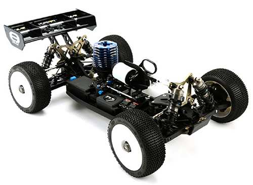 Losi 8ight 3.0 Chassis