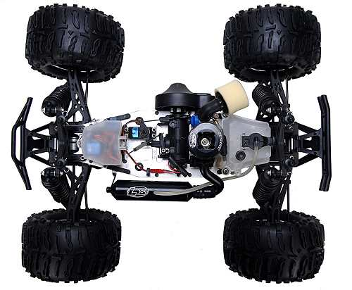 Losi Aftershock Chassis