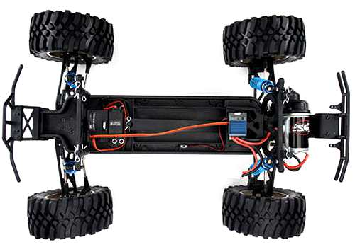 Losi High Roller Chassis