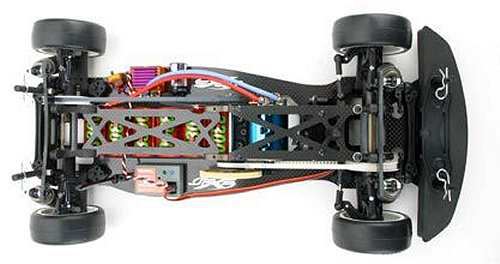 Losi JRX-S Chassis