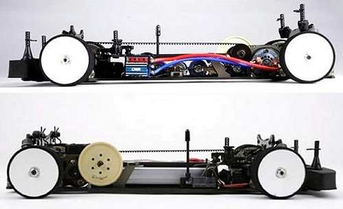 Losi JRX-S Type-R Chassis
