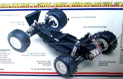 Losi Junior-T Chassis