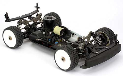 Losi L8ight Chassis