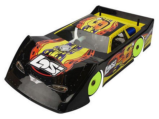 Losi L8ight - Race Roller - 1:8 Nitro RC Car