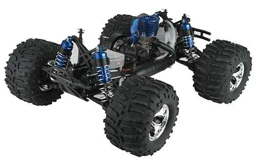 Losi LST Super Truck Chassis
