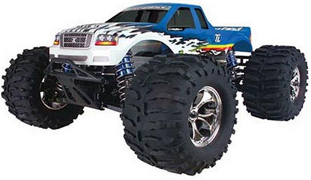 Team Losi LST Super Truck - 1:8 Nitro RC Monster Truck