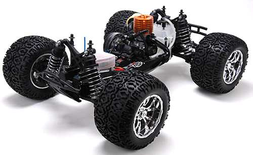 Losi LST XXL Chassis