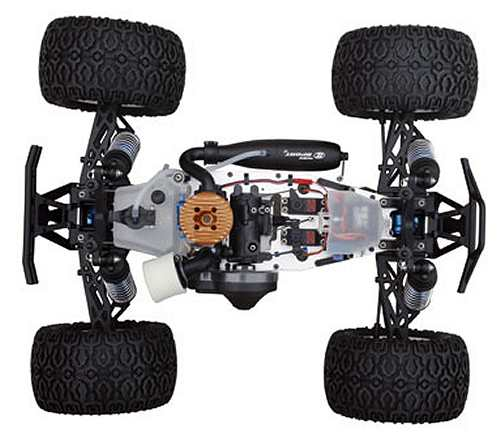Losi LST2 Chassis
