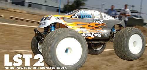 Losi LST2