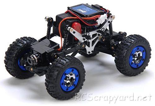 Team Losi Micro Crawler