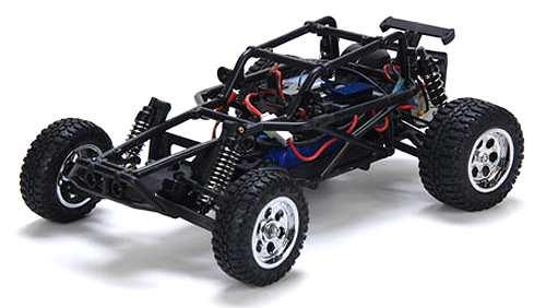 Losi Mini Desert Buggy Chassis