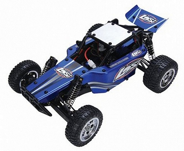Losi Mini Desert Buggy - 1:18 Electric RC Buggy