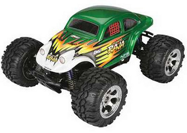 Losi Mini Monster Baja - 1:18 Electric RC Monster Truck