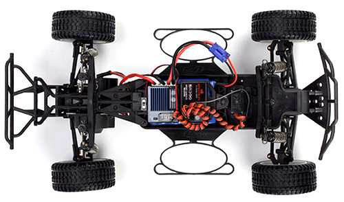 Losi Mini ReadyLift SCT Chassis
