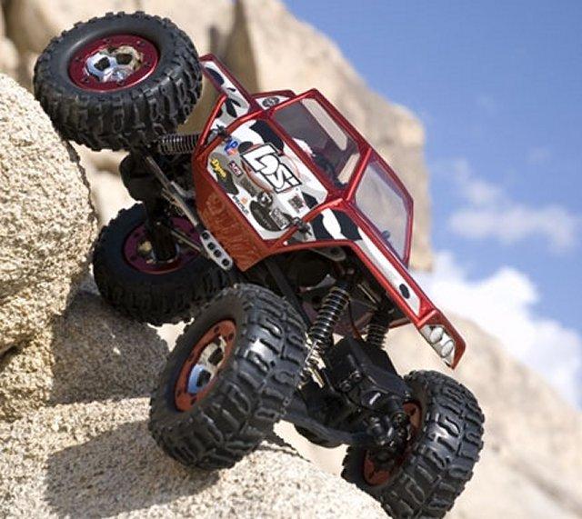 Team Losi Mini Rock Crawler