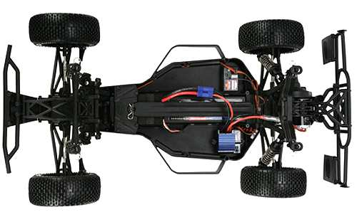 Losi ReadyLift XXX-SCT Chassis