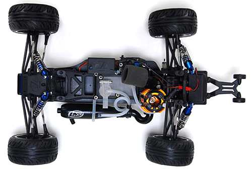 Losi Speed-NT Chassis