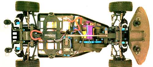 Losi Street Weapon Chassis