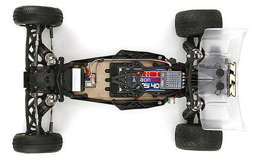 Team Losi TLR 22 2.0 Chassis