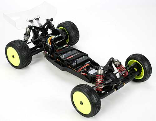 Losi TLR 22 Chassis