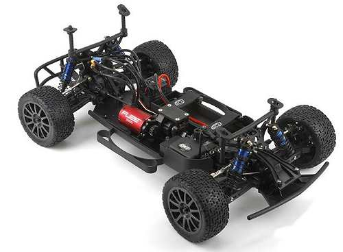 Losi Ten Rally-X Chassis