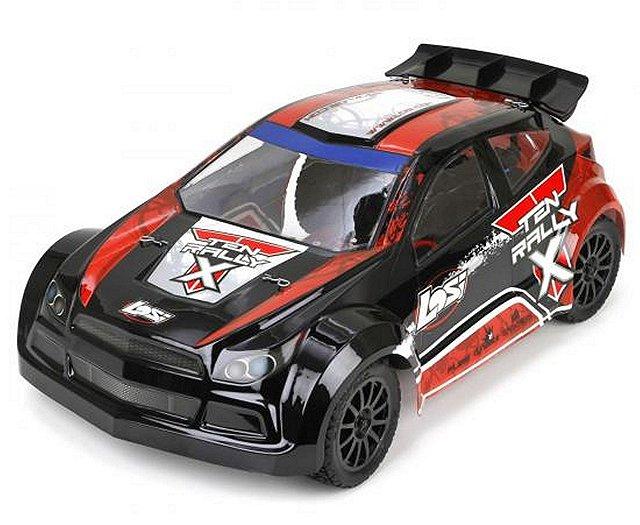 Losi Ten Rally-X - 1:10 Electric RC Car