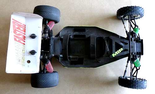 Losi Double-X Chassis