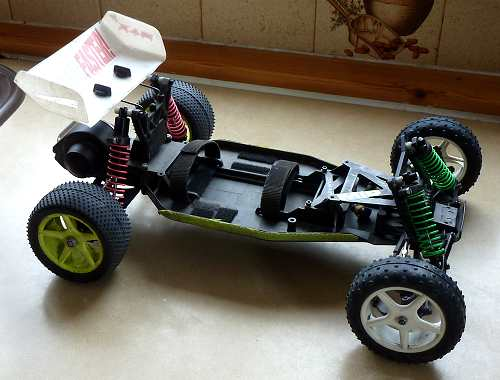 Losi XX Chassis
