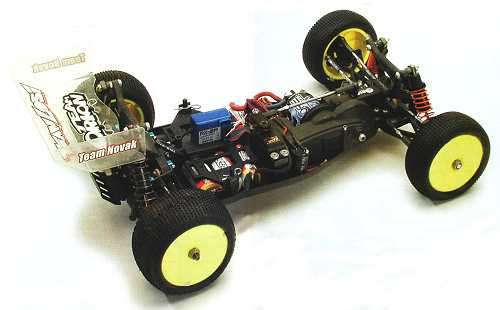 Losi Double-X4 WE Chassis