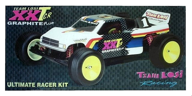 Team Losi XX-T CR - 1:10 Electric RC Truck