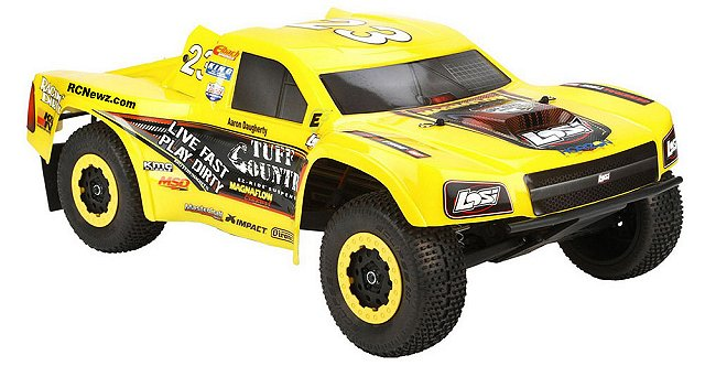 Team Losi XXX SCT - 1:10 Electric RC Truck