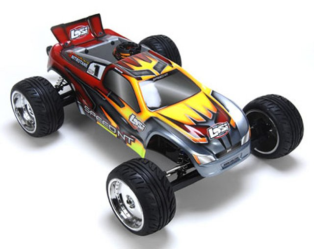 Team Losi Speed-NT
