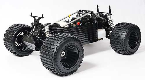 MCD Monster 4x4 Competition Chassis