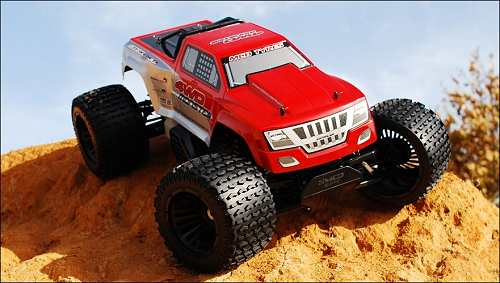 MCD Monster 4x4 Competition